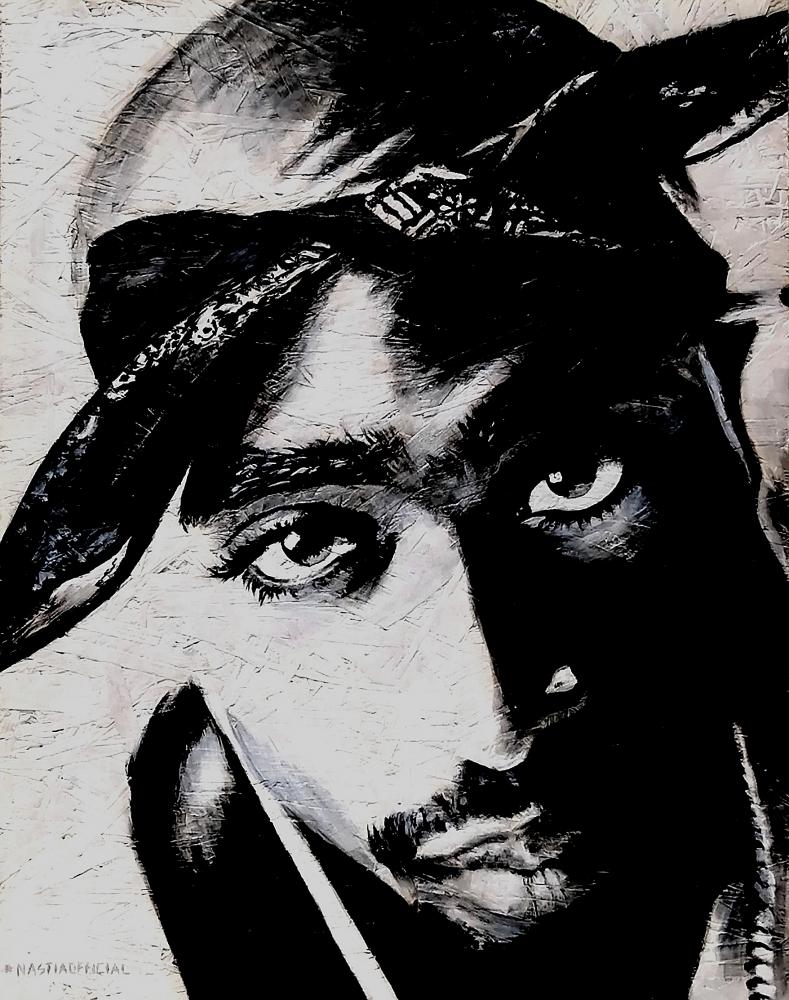 Tupac par nastiaofficial